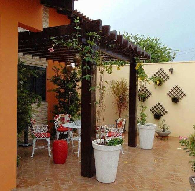 Best 25 patios decorados ideas on pinterest balcon for Ideas de decoracion de patios