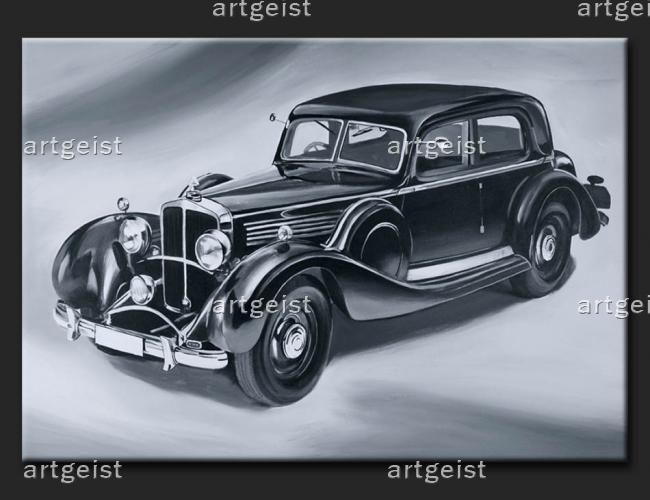 Vintage Wagen