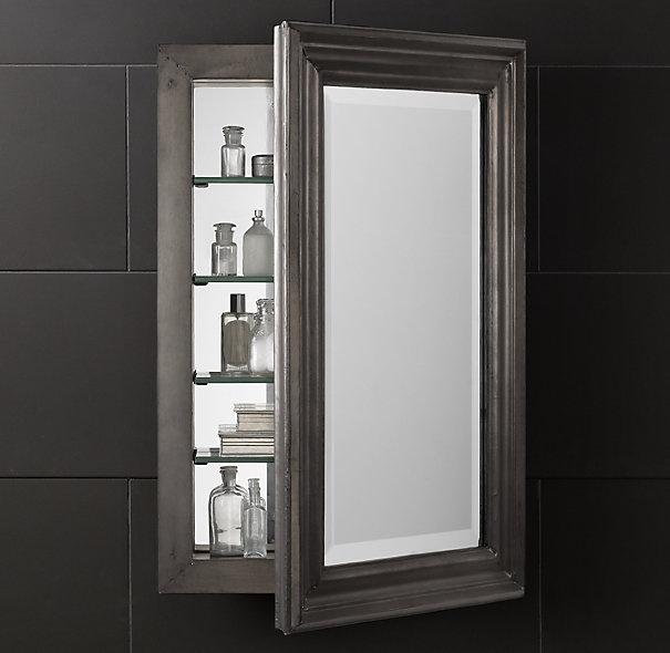 Zinc Medicine Cabinet