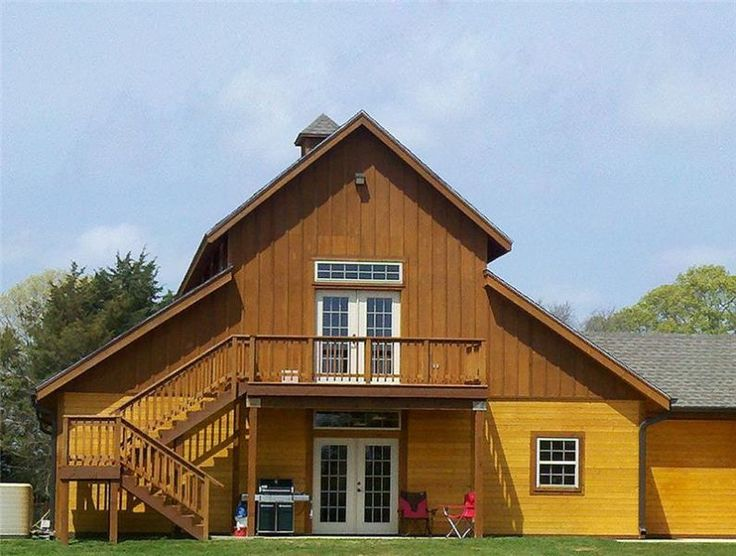 Best 25 barn with living quarters ideas on pinterest for Shop with living quarters