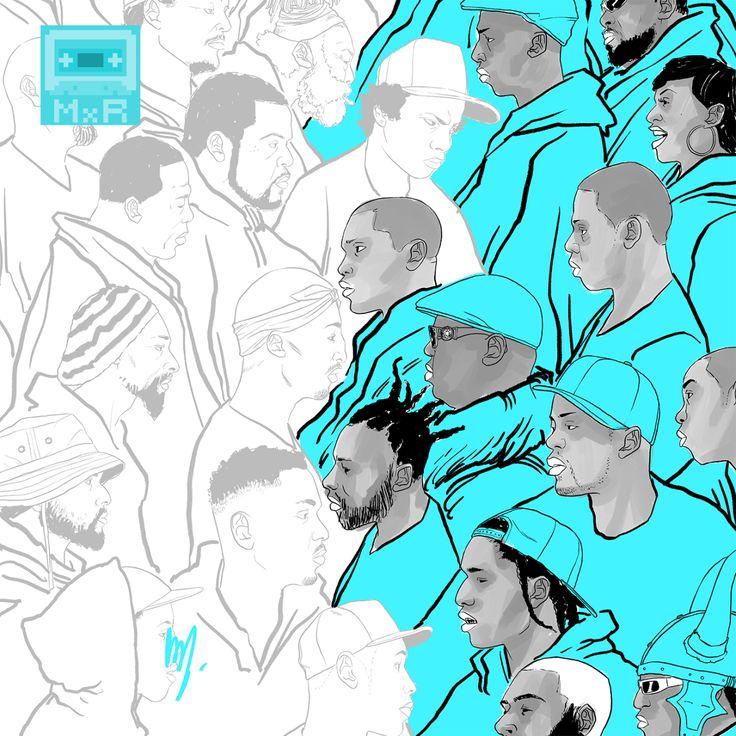 Mix Reebo #15 - East Coast -//- Depois de muito suingue carregado pelos ventos do Pacífico, chegou a hora de ouvir os mais importantes petardos da East Coast dos EUA. Daniel W. volta com tudo para contar a história musical do hip-hop da costa de cá,...