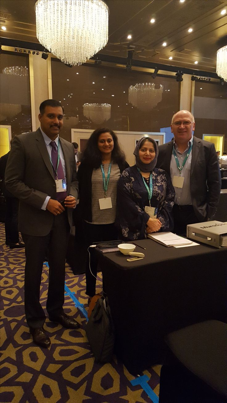 End of the Hotelier Summit in Doha.
