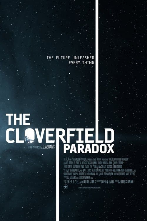 Watch The Cloverfield Paradox (2018) Full Movie Online Free