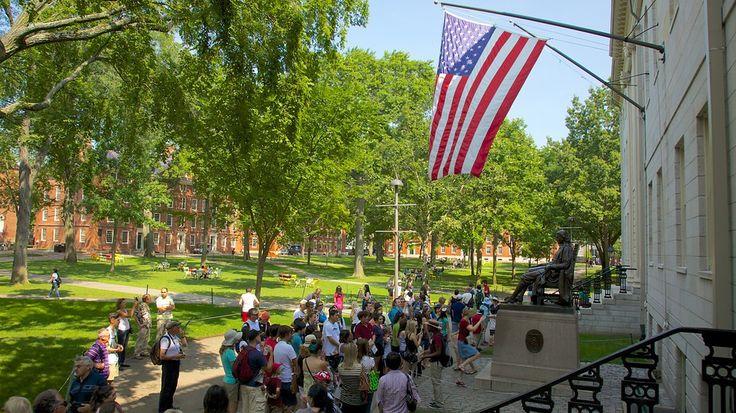 Exibindo item 7 de 17 Harvard University - Cambridge - Tourism Media