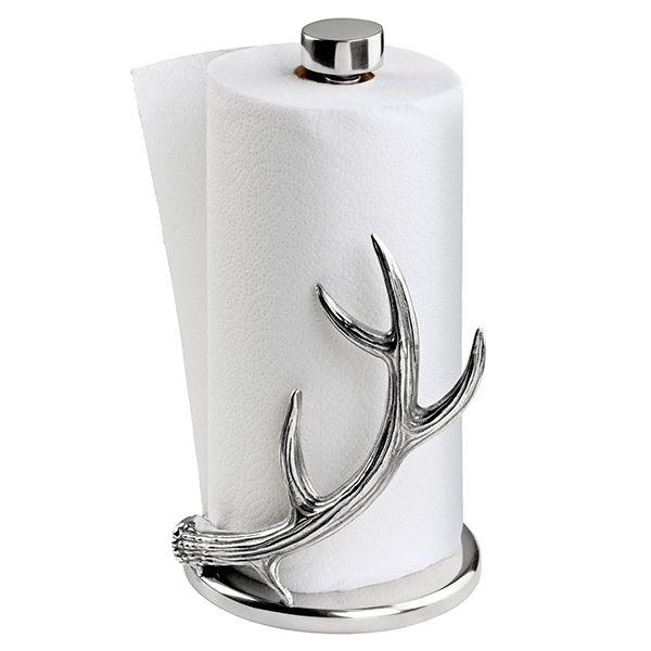Arthur Court Antler Paper Towel Holder at Maverick Western Wear