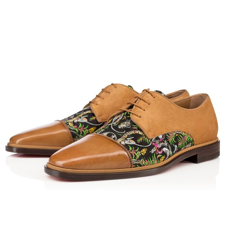 Red Bottom Christian Louboutin Mens Derbies Have Ability to Let You Be Her