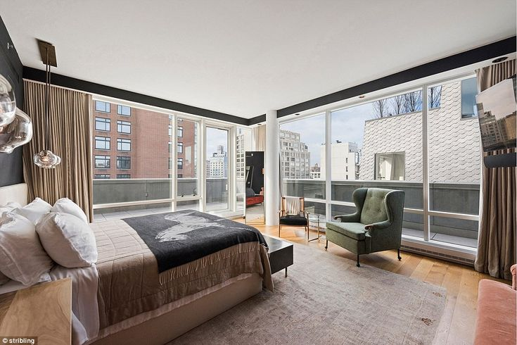 Justin Timberlake sells his New York penthouse for $7.9 million | Daily Mail Online