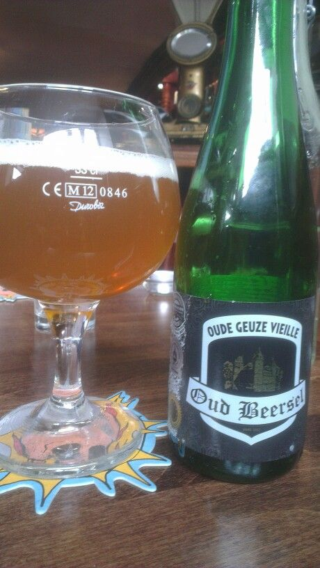 Oud Beersel Oude Geuze #lambic