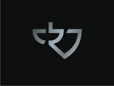 Cr7 logo concept