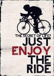 Disfruta la vida bici