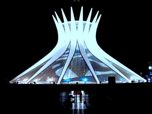 Clássicos da Arquitetura: Catedral de Brasília,© flickr Aurelia Jewels