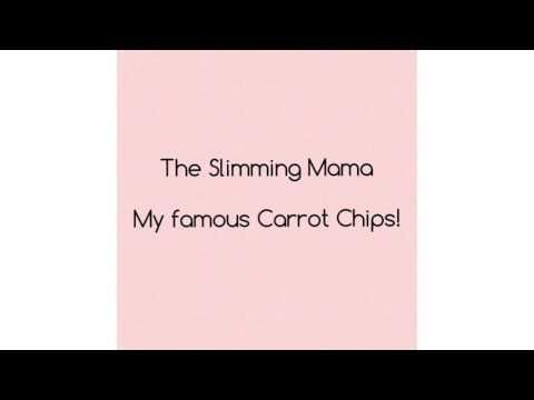 The Slimming Mama: How to make Slimming World Carrot Chips (EESP frie...