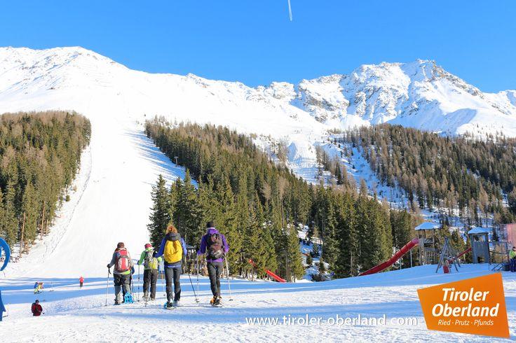#Schneeschuhwanderung #Winter #tiroleroberland #Fendels
