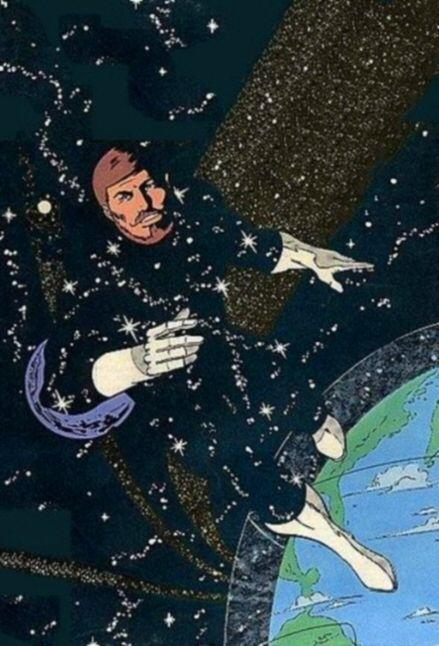 Starboy (Thom Kallor_ - Legion of Super Heroes - Pre-Zero Hour - DC Comics