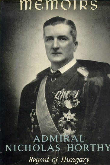 Horthy Miklós had commanded the Austro-Hungarian fleet in WW I. After Kun Béla Communists seized power in Hungary 1919, the counterrevolutionary government put Horthy in command of its forces. With the consent of the little Entente, Romanian forces invaded Hungary. Horthy entered Budapest (Nov, 1919), and in 1920 was made regent and head of the state. He guided Hungary through the years between the two world wars.
