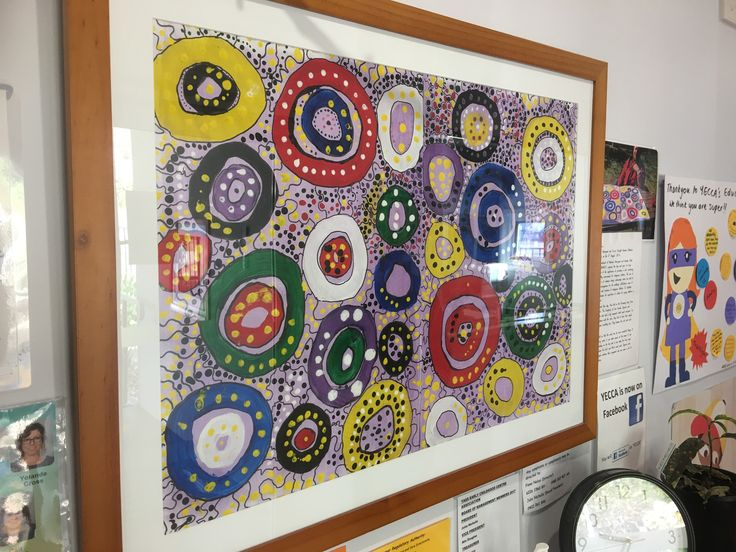 Beautiful sign of respect at Yass Early Learning Service.