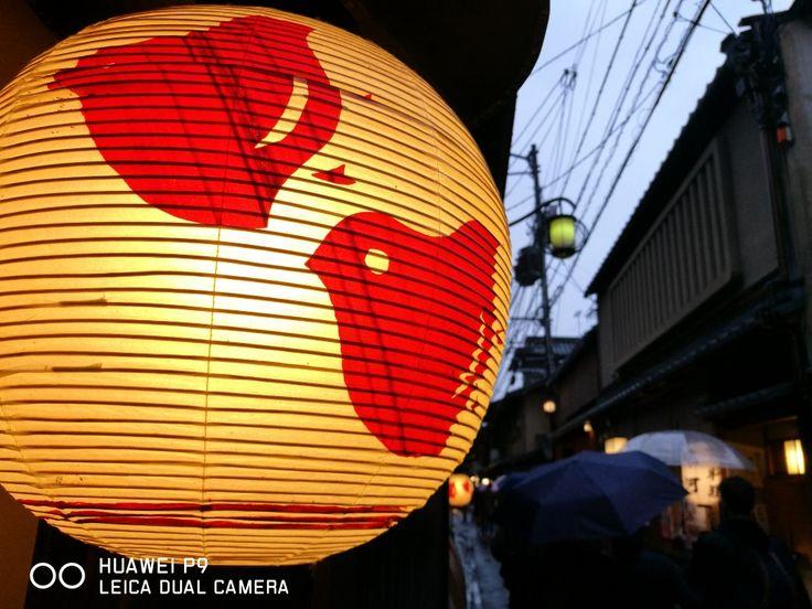 先斗町,提灯,京都,japanese paper lantern,kyoto,japan,Huawei P9