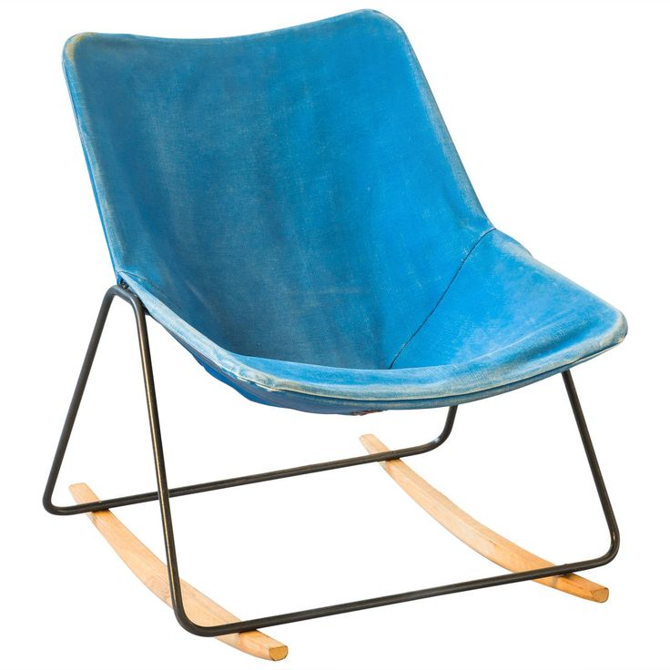 High Quality Rocking Chair G1 By Pierre Guariche   Airborne Edition   1953 | From A  Unique Collection