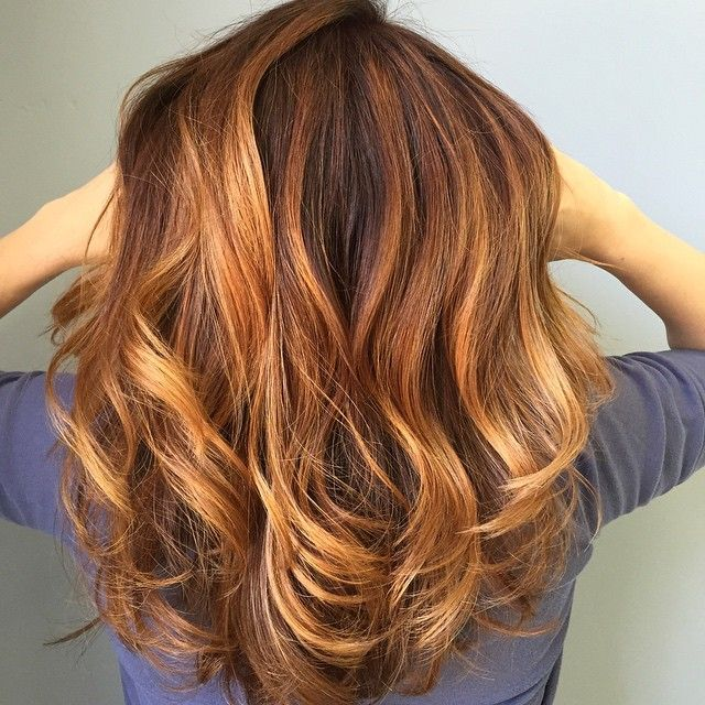 Auburn Spring Hair                                                                                                                                                      More