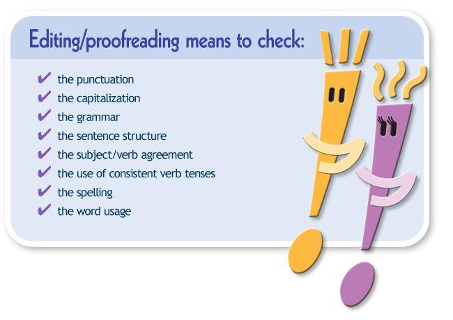 50 best Proofreading images on Pinterest Teaching english - resume proofreading