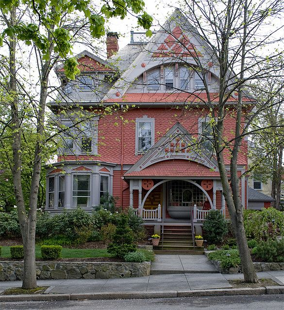 110 Best Victorian Homes Images On Pinterest