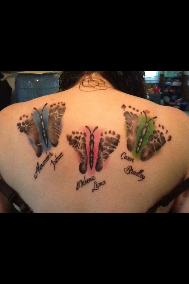 1000 images about baby tattoos on pinterest infinity tattoos butterfly wings and baby. Black Bedroom Furniture Sets. Home Design Ideas