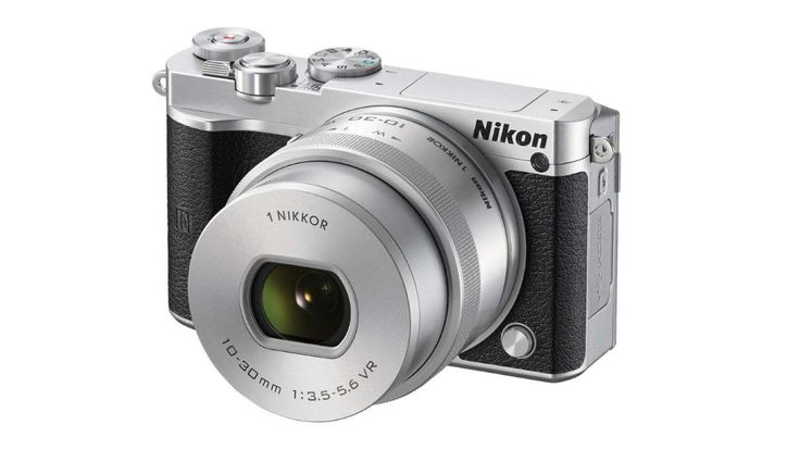 from $497, amazon.comThe Nikon 1 J5 is a compact camera with interchangeable lenses, advanced 1-inch... - Provided by Hearst Communications, Inc