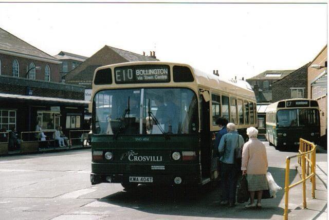 Macc Bus Station - Sunderland St