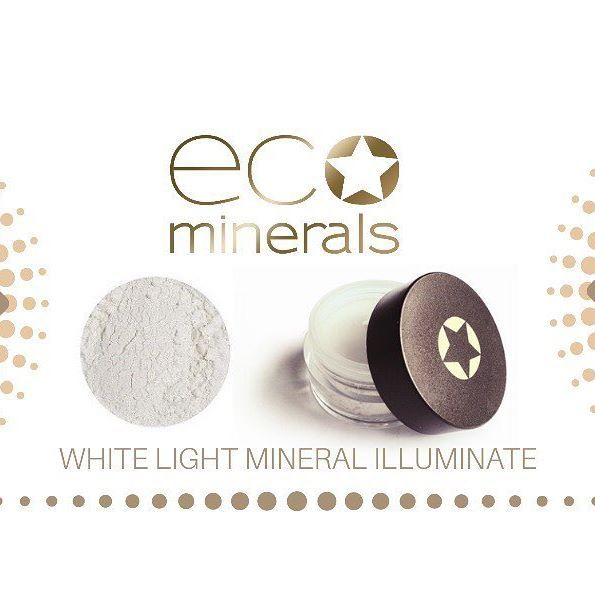The White Light Illuminator is an iridescent powder that will add a luminous, dewy look to your skin thanks to its clever light reflecting properties.  This gorgeous product is made from 100% pure minerals and is one of our best sellers.  Our Price: $39.00  #EcoMinerals #EcoBoutique #LoveYourSkin #AllTheGoodness #Natural #Pure #Mineral #BestSeller #Vegan #CrueltyFree