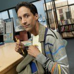 """Happy Birthday to Community star Danny Pudi! 2010 PODCAST INTERVIEW  DANNY PUDI Audio Excerpt: """"It's really amazing to watch Chevy Chase. To learn from him and watch him... His hands are fun. And the fact I have a Christmas card with Chevy Chase on my refrigerator is wild enough, but the other day he told me my Christmas card is on his fridge? I don't think it gets any stranger that knowing my face is on Chevy Chase's fridge right now. It's pretty insane."""""""