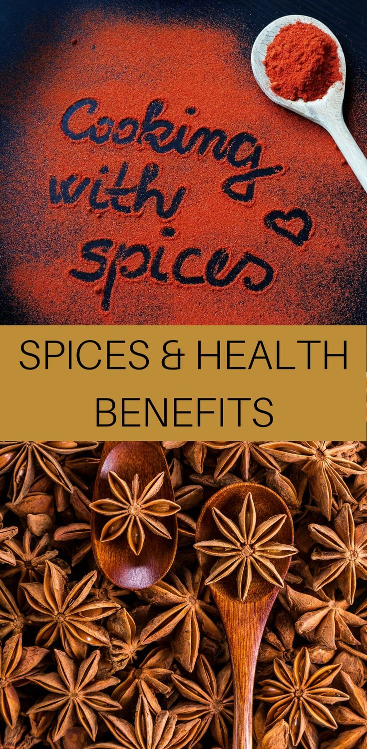 Get to know all the health benefits of your favorite spices and find out which spices & herbs are the healthiest for you! #plantbased #spice #cooking #knowledge #healthy #lifestyle #blog