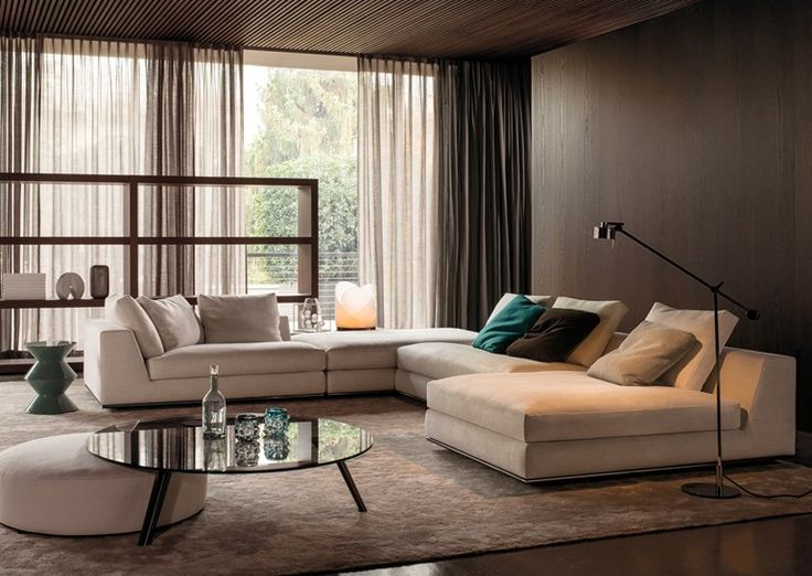 Discover all the features of Minotti, Sofa of Minotti, view product pictures and all other news from Minotti