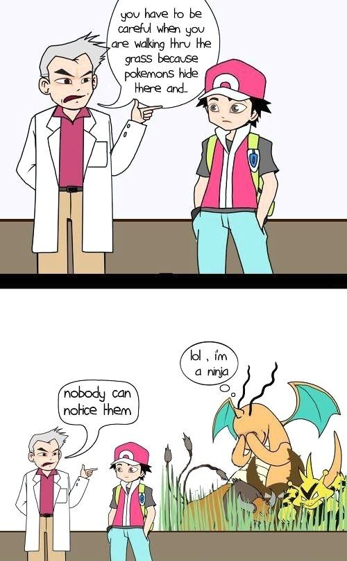 Pokemon logic  - funny pictures #funnypictures