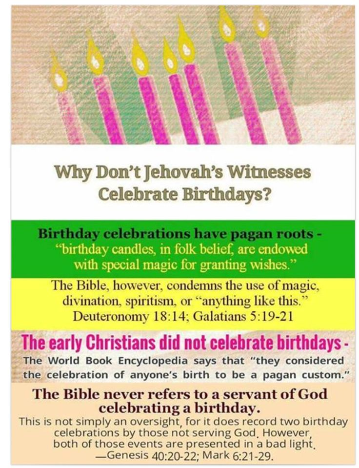 Best 25+ Jehovah witness holidays ideas on Pinterest   Jehovah's ...