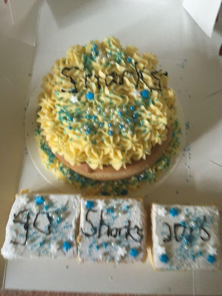 My grand final cake I made