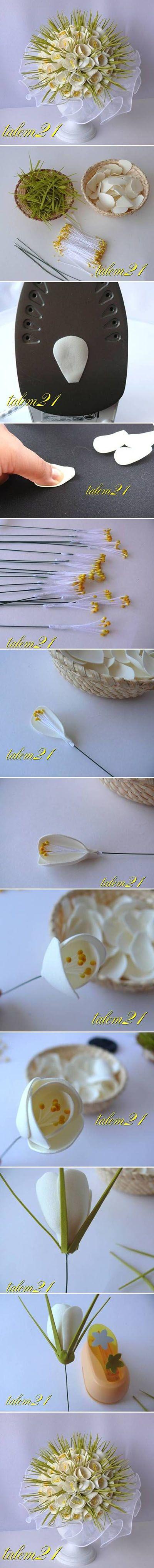 Diy Beautiful Flower | DIY & Crafts Tutorials