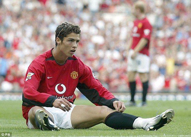 Gary Neville insists the unforgiving Old Trafford dressing room made Cristiano Ronaldo a man
