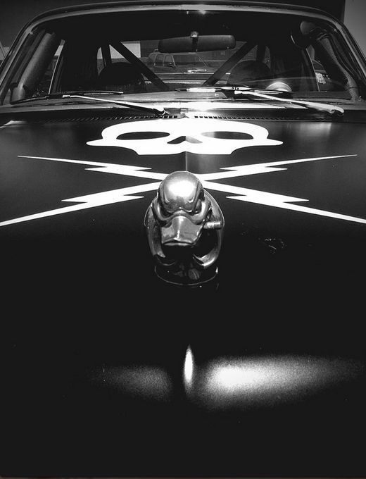 Chevy Nova from Death Proof. Is this the most iconic movie car of all time? Click the image to find out... #moviecars #spon