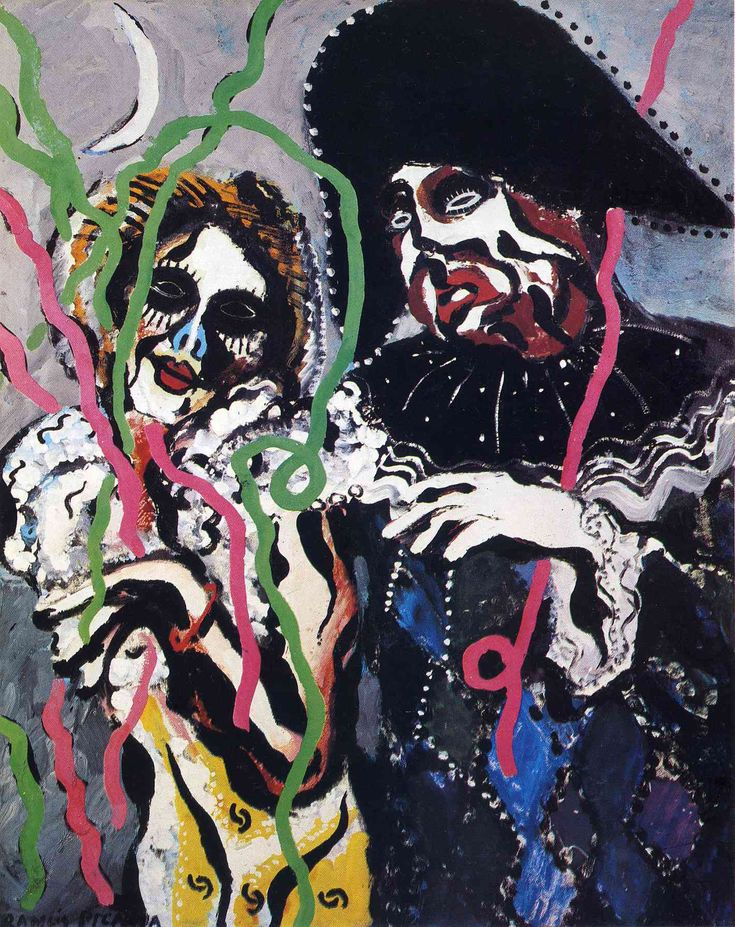 Francis Picabia(FRA)      フランシス・ピカビア(仏)