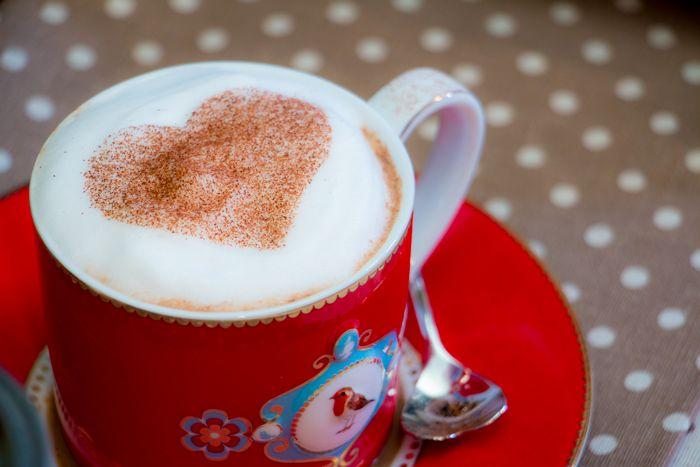 Cappuccino Cremoso Baunilhado   Vídeos e Receitas de Sobremesas
