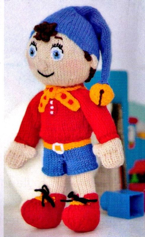 Posy Doll Knitting Pattern Knitted Doll Pdf Instant Download