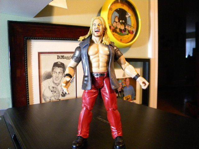"Chris Jericho 1999 Jakks Pacific WWE Wrestling Loose 6.5"" Figure Titan Tron Live - http://bestsellerlist.co.uk/chris-jericho-1999-jakks-pacific-wwe-wrestling-loose-6-5-figure-titan-tron-live/"