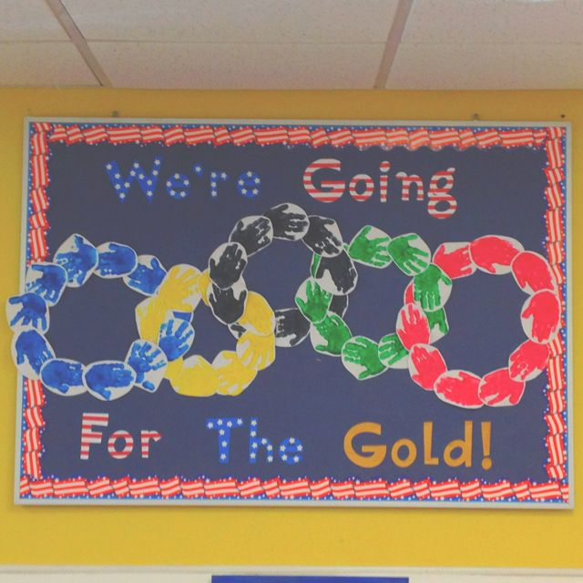 Classroom Decorating Ideas Olympic Theme : Best kindergarten bulletin boards images on pinterest
