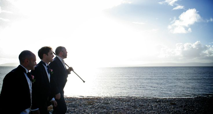Wedding In Galway, Ireland - The long March
