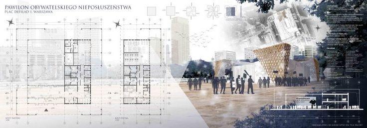 Pawilon Obywatelskiego Nieposłuszeństwa, Warszawa – GRACJANA DYBUL