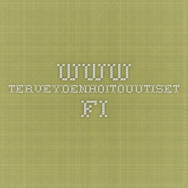 www.terveydenhoitouutiset.fi