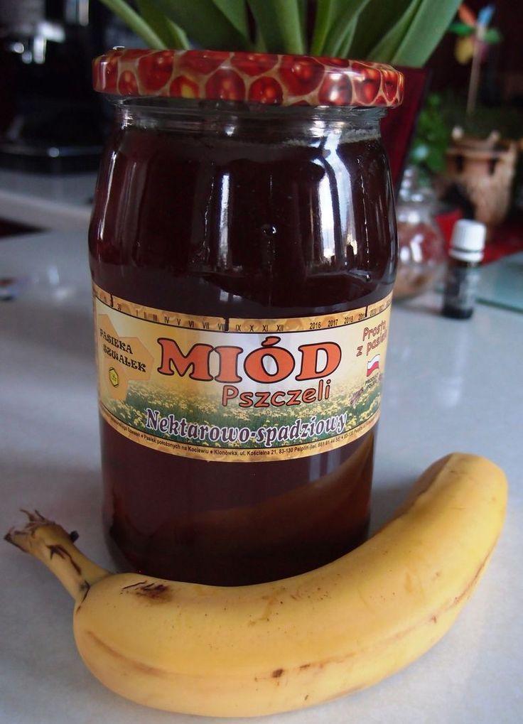 Pyszny bananowy syrop na kaszel | Raz pod wozem raz na wozie czyli bajeczne macierzyństwo....
