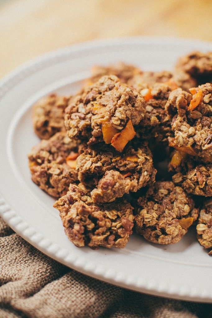 Persimmon Oatmeal Cookies | fabulous food and things to try | Pintere ...