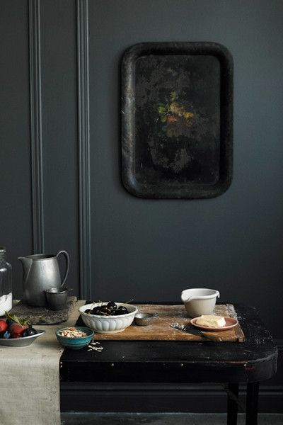 Tray Chic - Creative Ways to Deck Your Walls, Without Artwork - Photos