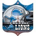 Detroit Lions High Definition Clock